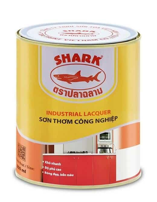 Sơn thơm công nghiệp SHARK